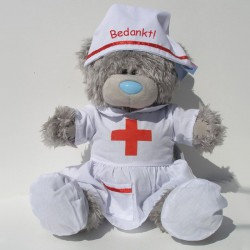 ME TO YOU NURSE BEAR 30 CM