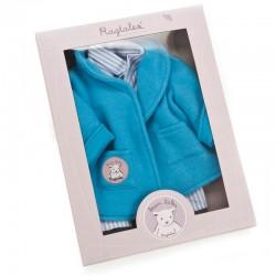 Blauwe Pyjama Set
