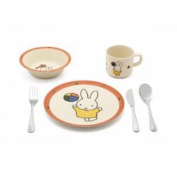 Miffy service de vaisselle...