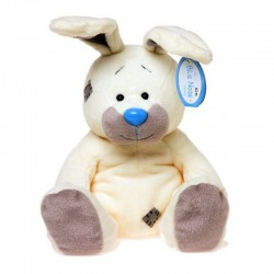 ME TO YOU NEZ BLEU 20 CM LAPIN