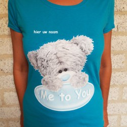 ME TO YOU T-SHIRT MIT IHREM...