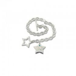 Me to You Silber Armband 19 cm