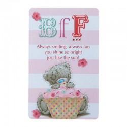 Me to You BFF Kreditkarte...