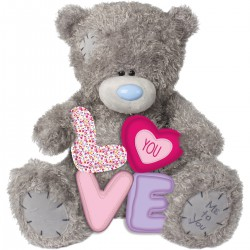 Me to You giant love bear...