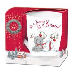 Tasse de Noël Me to You...