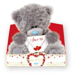 Me to You love bear 19 cm