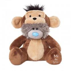 Je suis ton singe ...